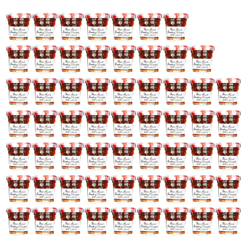 Bonne Maman Wild Blueberry Attention brand Preserve Mini Popular overseas Jars x pcs 30 oz 1 -