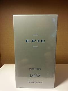 Jafra Epic Eau de Cologne 3.3 fl. oz.