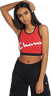 Champion 111537 RS041FLS/NNY Women's Bra, Medium, Red