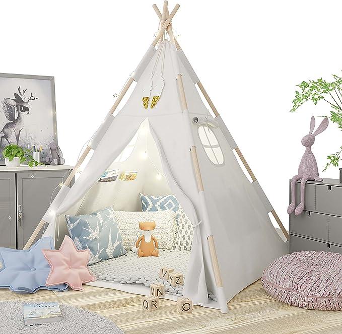 2206 opinioni per Tenda Indiana per Bambini- Tenda per Bambini Tende per Bambini- casetta per