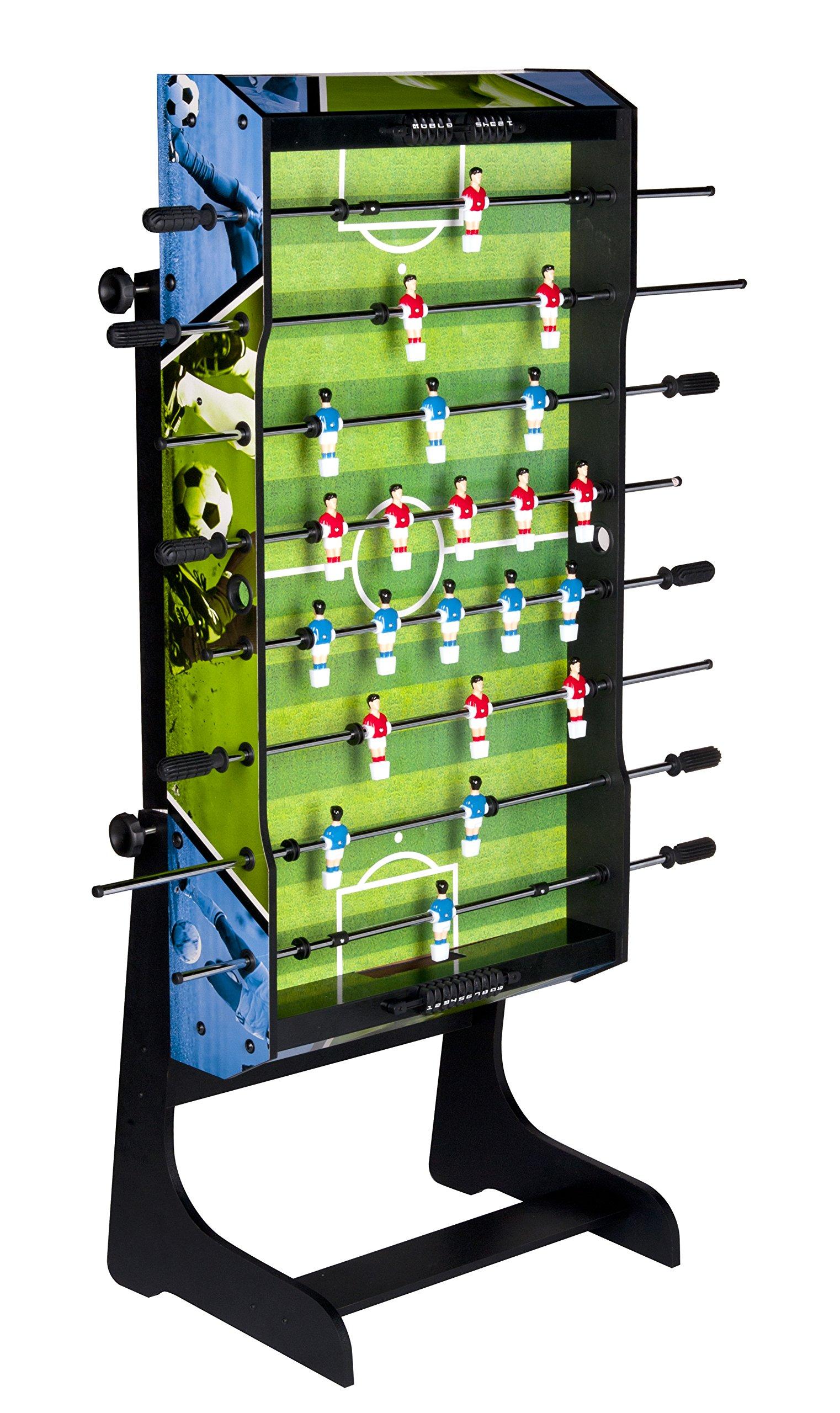 Futbolín Para Niños Smart Sytem Futbolín Madera Juego De Mesa ...