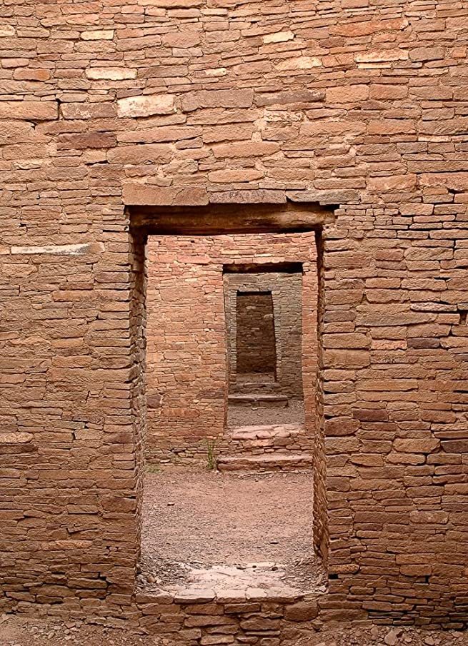 Chaco Canyon, New Mexico 1 16x20 matted Photograph