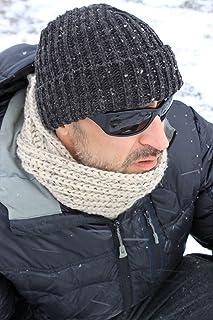 Icebox Knitting Dohm Otto Merino Wool Winter Hat