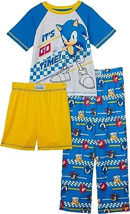 Sonic Three-Piece Set (Little Kids/Big Kids)