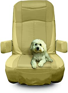 rv captains chair upholstery