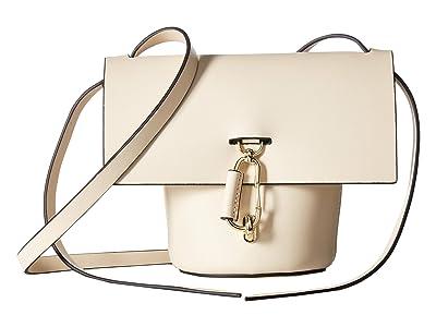 ZAC Zac Posen Belay Mini Crossbody (Ivory) Cross Body Handbags