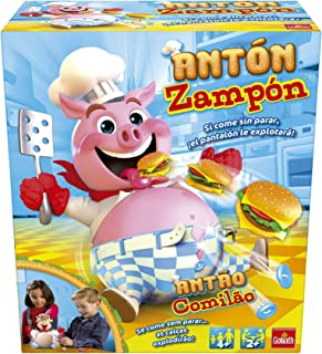 Amazon.es: anton zampon: Juguetes y juegos