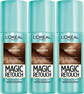 L'Oreal Paris Magic Retouch 3 Seconds to Flawless Roots (Dark Blond) 3 pieces
