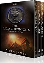 The Judas Chronicles: Books One Through Three: A Warriors of Light and Dark Trilogy