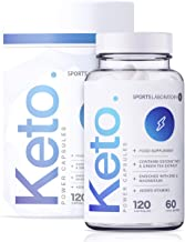 Sports Laboratory Keto Power Diet Pills for Men Women 2 Months Supply Maximum Strength with MCT Oil Green Tea Vitamins Minerals Fast Slimming Weight Loss Pills UK Made Vegan 120 Capsules Estimated Price : £ 19,99