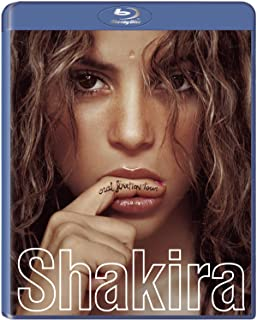 Shakira Oral Fixation Tour [Blu-ray] [Import]