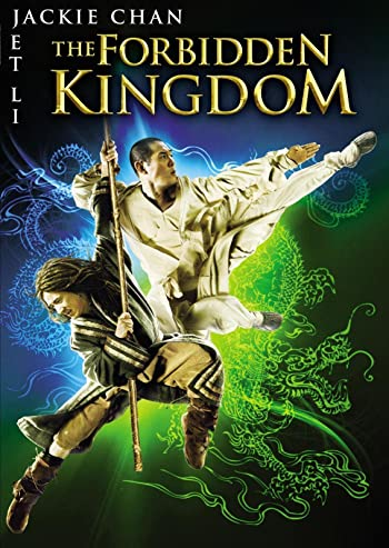 The Forbidden Kingdom 2008 Dual Audio In Hindi English 720p BluRay
