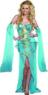 Women's Sea Goddess Mermaid Costume