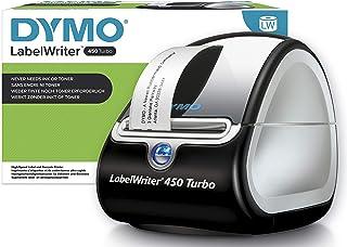 Dymo S0840370 Label Writer 450 Turbo Label Printer, Black