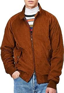 Baracuta G9 Winter Cord Authentic Fit Jacket
