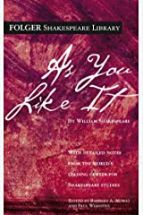 As You Like It (Folger Shakespeare Library) Kindle Edition
