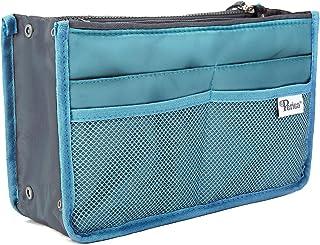 Periea Handbag Organiser - Chelsy - 28 Colours Available - Small, Medium Large (Large, Blue)