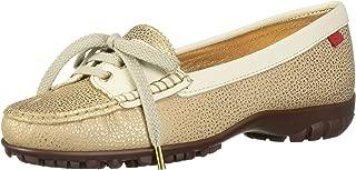 MARC JOSEPH NEW YORK 女士皮革巴西制造 Liberty 高尔夫球鞋