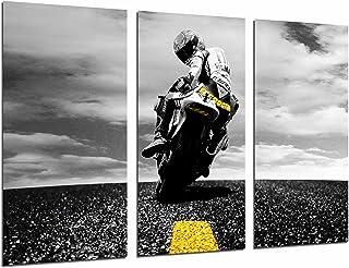 Cadre photo poster multicolore 97 x 62 cm