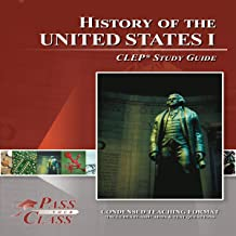 History of the United States I: CLEP Study Guide, Part 1