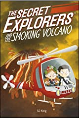 The Secret Explorers and the Smoking Volcano Kindle Edition
