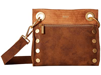 Hammitt Tony Small (Arches Tejus/Arches Buffed/Brushed Gold) Cross Body Handbags