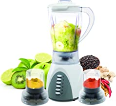 Clikon 3 In 1 Blender, 1.5L, 6 Speed, 400W- CK2600, Mixed Material