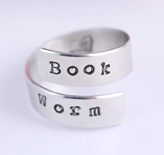 book worm ring