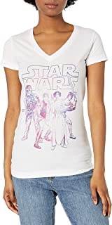 Star Wars Women's Rebel Group T-Shirt