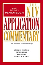 NIVAC Bundle 1: Pentateuch (The NIV Application Commentary)