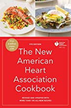 The New American Heart Association Cookbook, 9th Edition: Revised and Updated with More Than 100 All-New Recipes