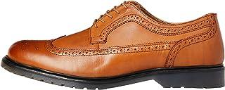Marca Amazon - find. Chunky - Zapatos de cordones brogue Hombre