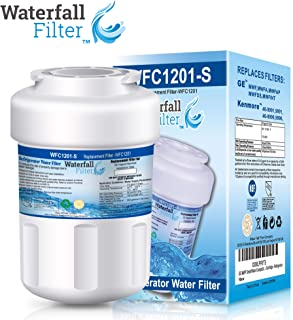 Waterfall Filter - Refrigerator Water Filter Compatible with GE MWF SmartWater