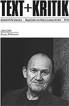 TEXT+KRITIK 202/203 - Franz Fühmann (German Edition)