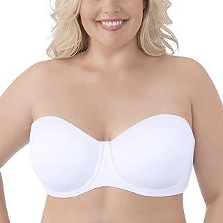 Vanity Fair Women's Beauty Back Strapless Full Figure Underwire Bra 74380