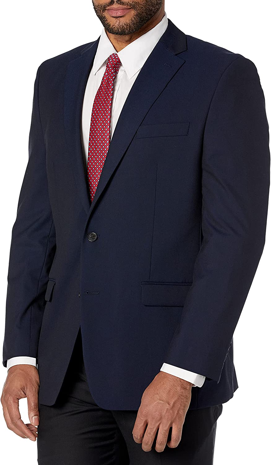 Chaps mens All American Classic Fit Suit Separates-custom Jacket & Pant Size Selection