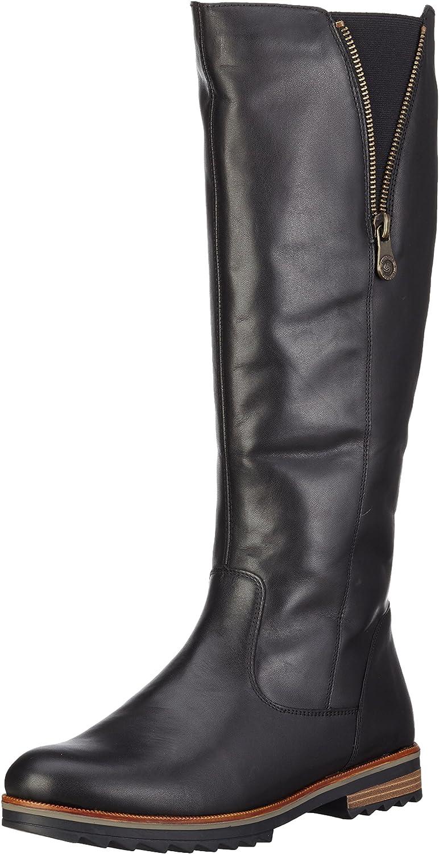 Remonte Women Boots black, (black) R2277-01