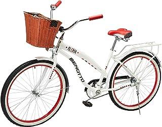 Benotto R26 1V - Bicicleta de Aluminio Rodada R26, Dama, 1 V