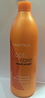 MATRIX By fbb Opticare Smooth Straight Conditioner - 980g
