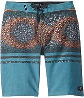 Hyperfreak Native Swim Shorts (Big Kids)