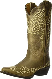 Laredo Women's Jasmine Cowgirl Boot Snip Toe