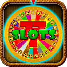 Slots Wheel Spin Lucky Big Fortune Of Slots Free Casino Play HD Slot Machine Games Free Casino Games for Kindle Fire HDX Tablet Phone Slots Offline