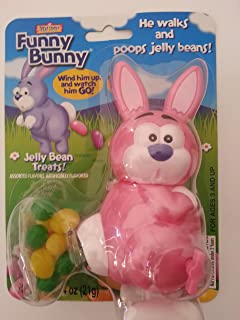 Cute Gift Idea Glitter The Brown Ones Are Not Jelly Beans Tin Ornament Funny Easter Sign