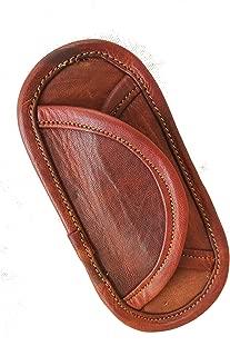 Replacement Shoulder Pad & Strap for Camera,Backpack,Messenger,Laptop,Guitar,Bag - Adjustable Shoulder Pads (Caramel)