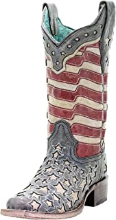 Best corral american flag boots womens Reviews