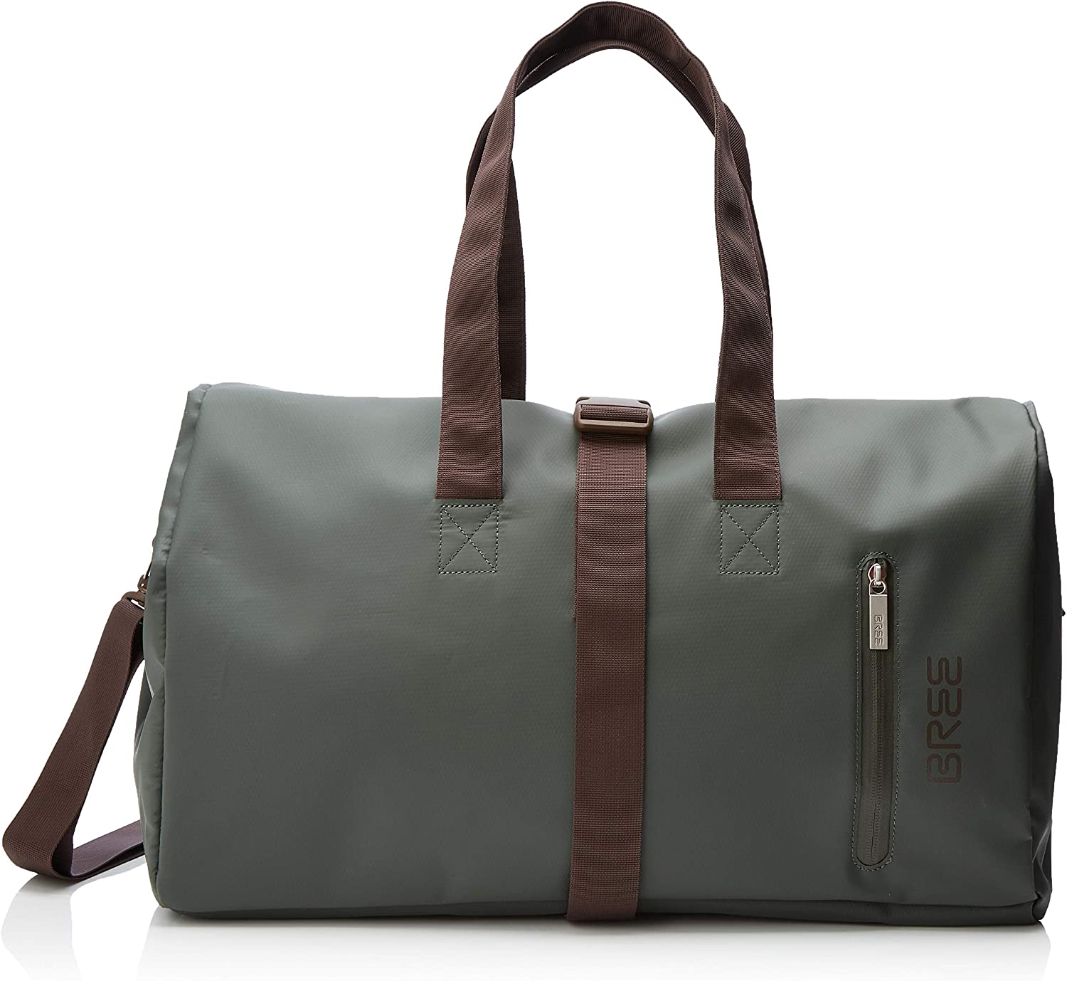 BREE Collection Punch 723, Climbing Ivy, Weekender S, Unisex Adults' TopHandle Bag, Green (Climbing Ivy), 25x44x50 cm (B x H T)