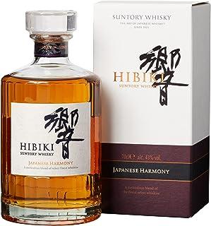 Suntorz Whisky Hibiki Japanese Harmony, mit Geschenkverpackung, sanfter langanhaltender Nachgeschmack, 43% Vol, 1 x 0,7l