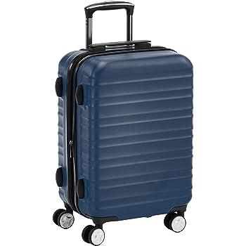 Basics Valise rigide et solide Bleu de qualit/é sup/érieure 68/cm