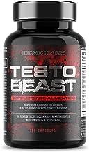 Testo Beast - Hardcore Testosterona para Hombres - Alto en