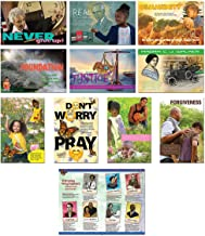 Vacation Bible School (VBS) 2018 24/7 Decorating/Publicity Poster Pak: Jesus Makes a Way Every Day!